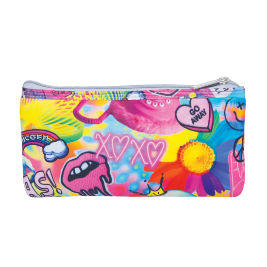 Picture of Psychedelic Collage Pencil Case
