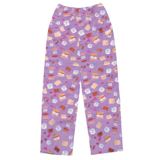 Picture of S'mores Plush Pants