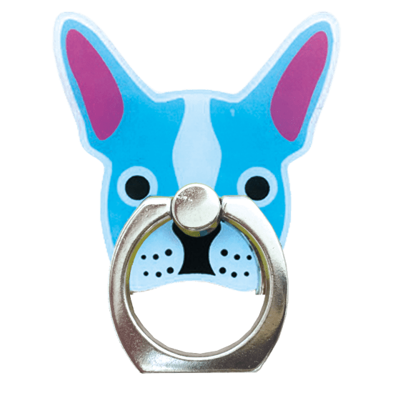 Picture of French Bulldog Phone Ring