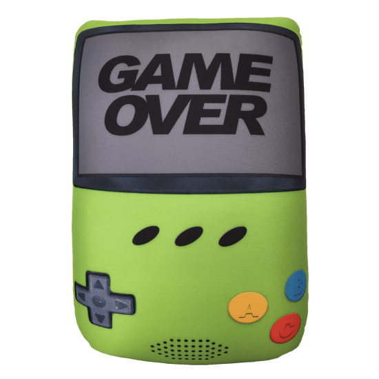Picture of Game Over Microbead Pillow
