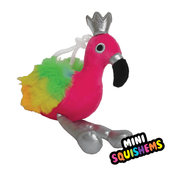 Picture of Flamingo Scented Squishem