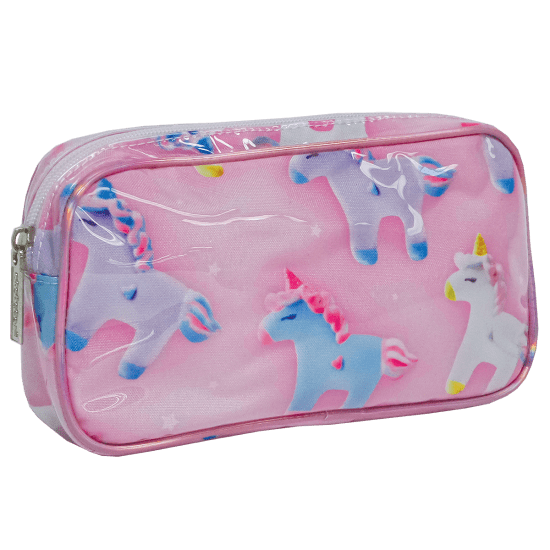 Picture of Unicorns and Stars Small Cosmetic Bag