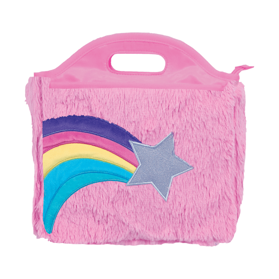 Picture of Shooting Star Furry Lunch Tote