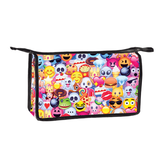 Picture of Emoji Collage Travel Bag
