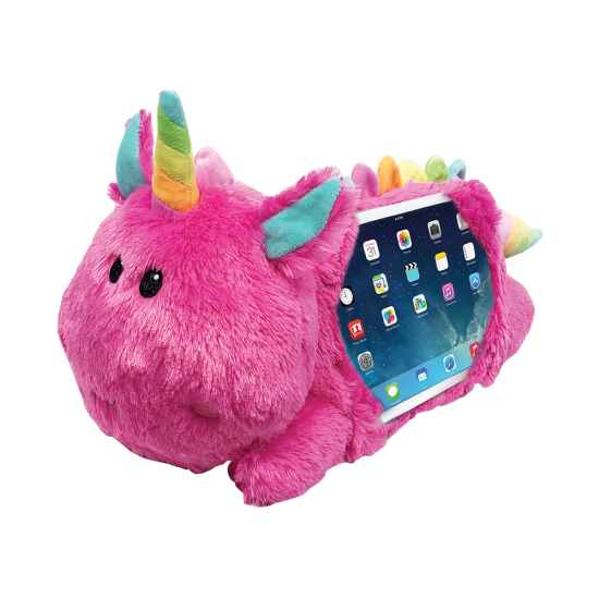 Picture of Unicorn Furry Tablet Pillow