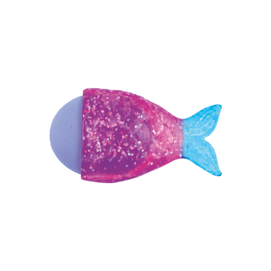Picture of Mermaid Glitter 3D Eraser