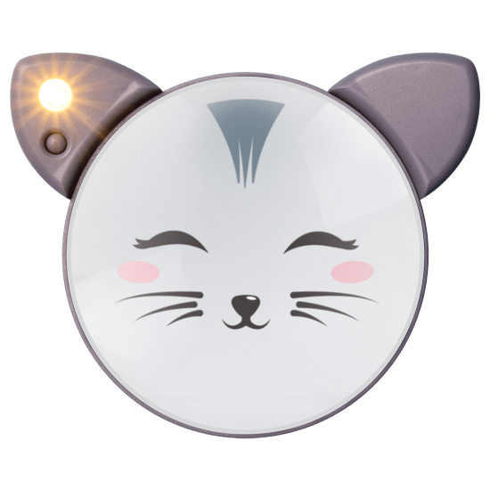 Picture of Cat Light-Up Mirror