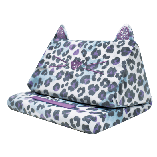 Picture of Snow Leopard Tablet Pillow