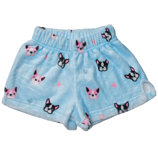 Picture of Frenchie Plush Shorts