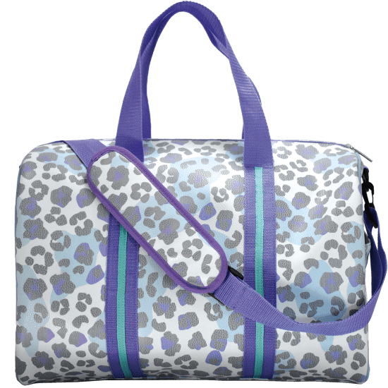 Picture of Snow Leopard Duffle Bag