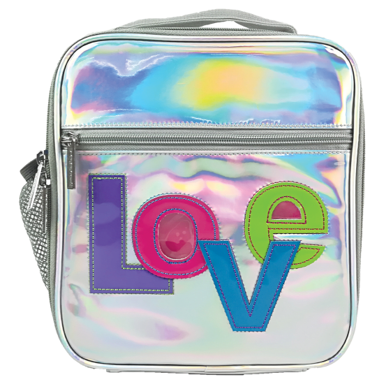 Picture of Love Patch Lunch Tote