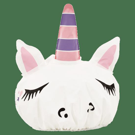 Picture of Unicorn Shower Cap