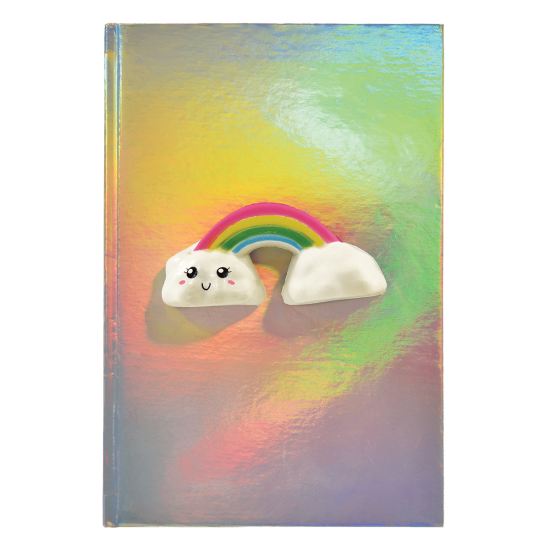 Picture of Rainbow Squishy Journal