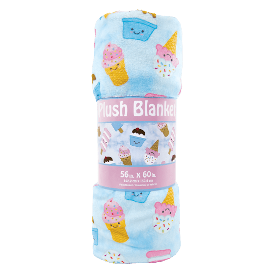 Picture of Ice Cream Treats Plush Blanket