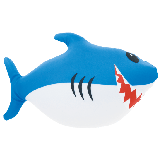 Picture of Shark Scented Microbead Pillow