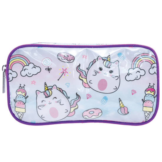 Picture of Caticorn Small Cosmetic Bag