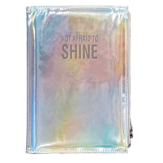 Picture of Silver Holographic Journal