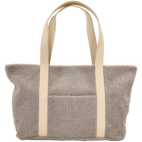Picture of Tan Sherpa Overnight Bag