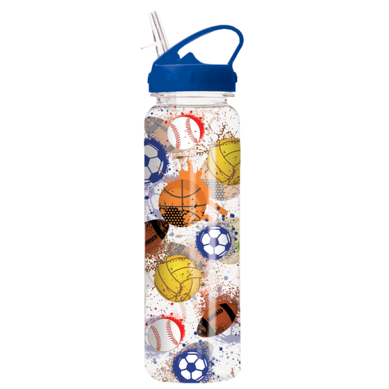 Picture of Graffiti Sports Water Bottle
