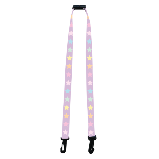 Picture of Stars Face Mask Lanyard