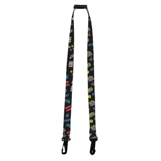 Picture of Level Up Face Mask Lanyard