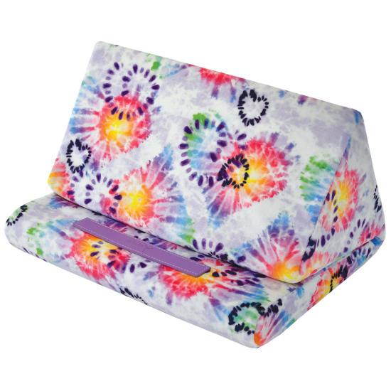Picture of Heart Tie Dye Tablet Pillow