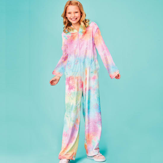 Cotton Candy Plush Onesie