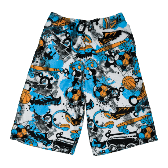 Picture of Street Sports Plush Shorts