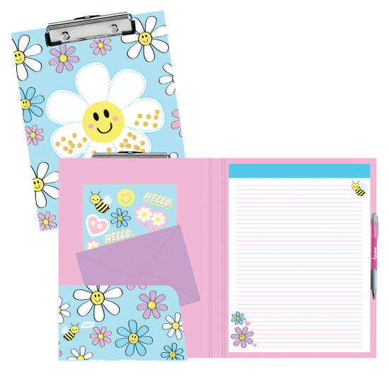 Picture of Daisies Clipboard Set