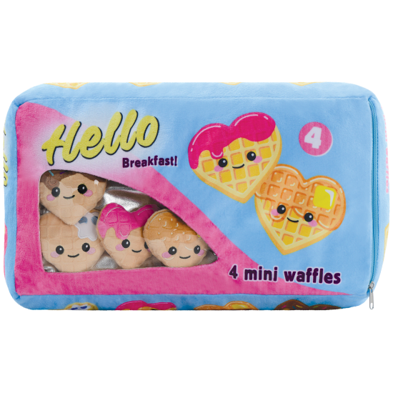 Picture of Waffle Time Fleece Pillow