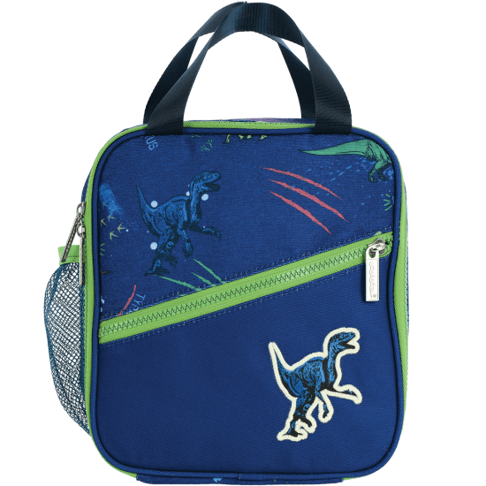 Picture of Dinosaur Tracks Glow Lunch Tote