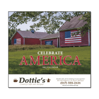 Picture of Celebrate America Wall Calendar