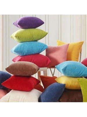 Par de Cojines Decorativos 40 x 20 - Varios Colores
