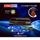 Cinebox Maestro HD Wifi Full HD 1080p 3D Android Quad Core