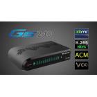 Receptor Globalsat GS 240 - ACM IPTV