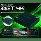 TOCOMSAT INET 4K  - Receptor via Internet