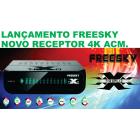 Comprar FREESKY TRIPLO X - SKS FULL HD FTA 4K - Receptor