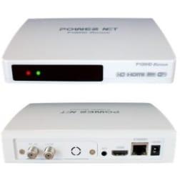 Powernet P100 HD Platinum Cabo Iptv Dvb Mpeg