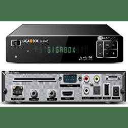 Receptor GIGABOX IPTV NUEVO S1100 SKS IKS HD Wifi