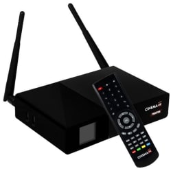 Phantom Cinema 4K - ACM IPTV WiFi Receptor FTA