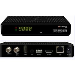 Receptor Azamerica S912 mini Full HD CS HDMI