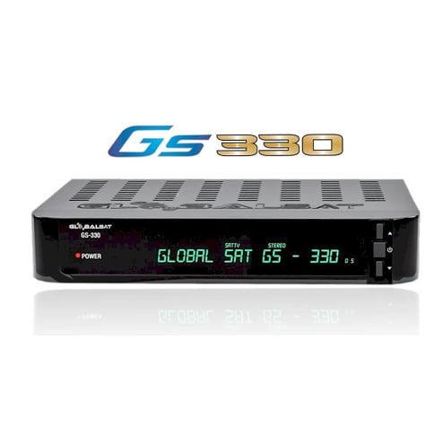 RECEPTOR GLOBALSAT GS330 HD WIFI