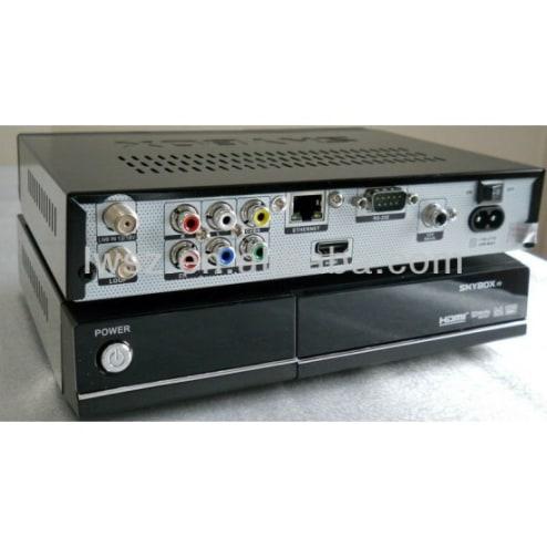 Receptor Skybox F3S HD CS Wifi Full HD USB PVR LAN