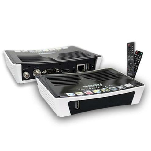 Receptor SHOWBOX NET ULTRA HD DVB HDTV IPTV USB Cabo