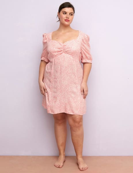 Curve Penny Mini Dress