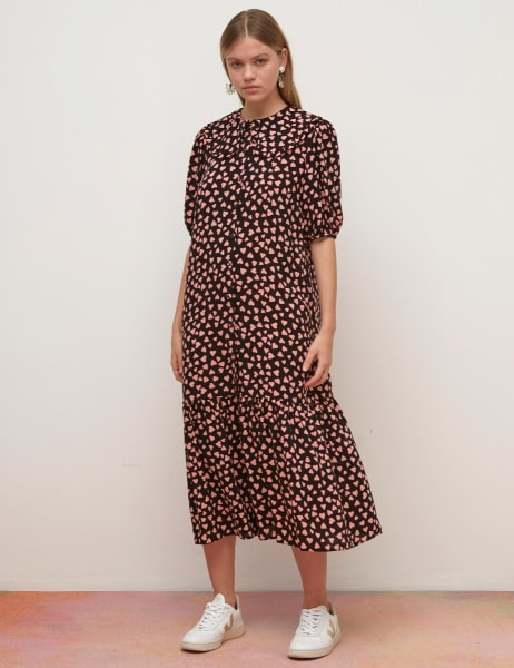 Tilda Midi Dress