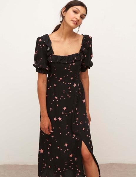 Kiera Midi Dress