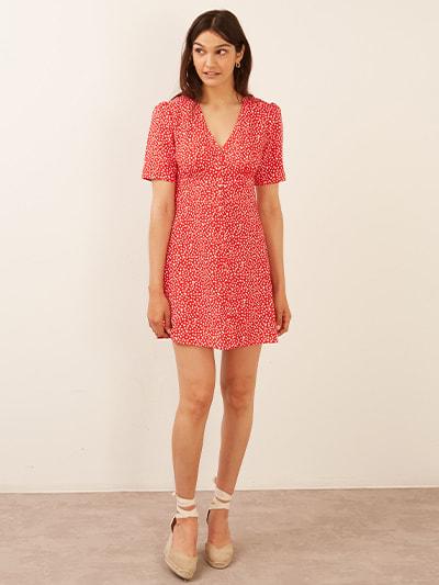 Alexa Mini Dress