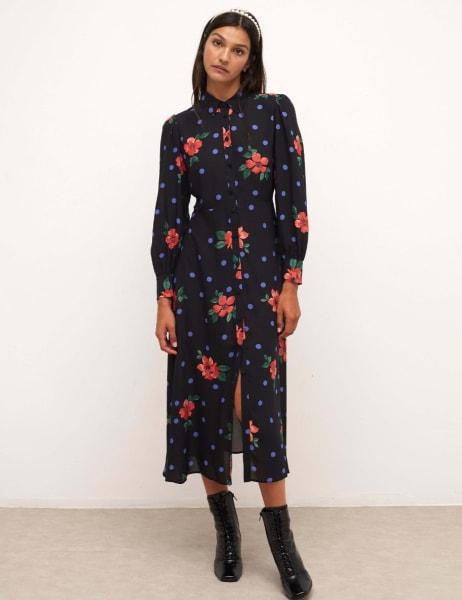 Tessie Midi Dress