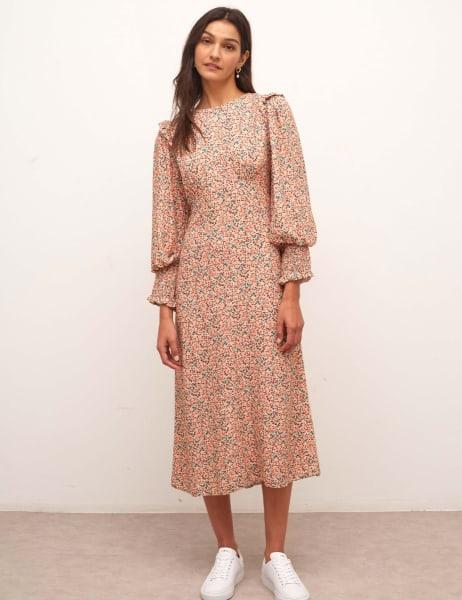 Ariana Midi Dress